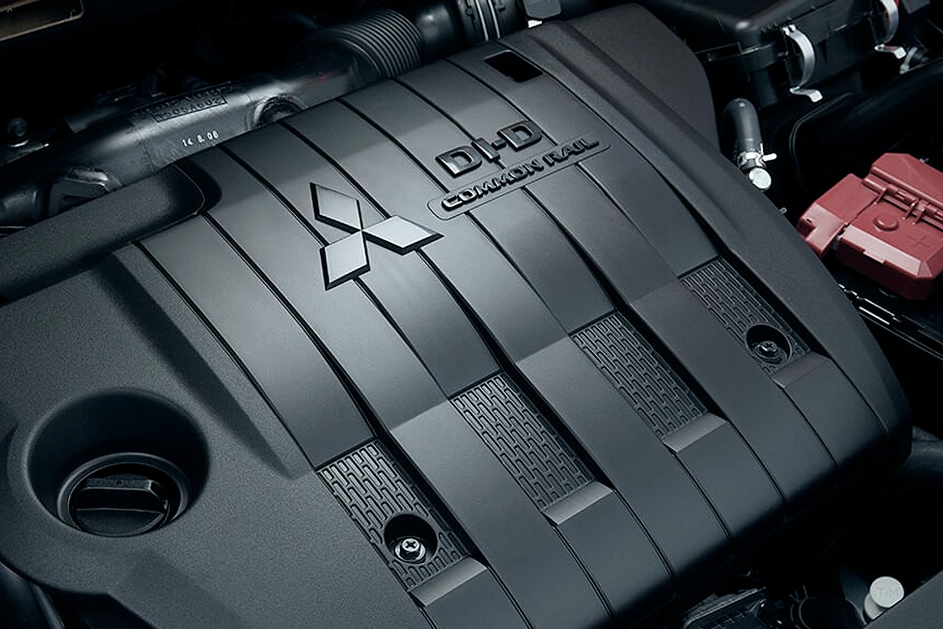 Motor 2.2L Diesel Super Silence com 165CV.