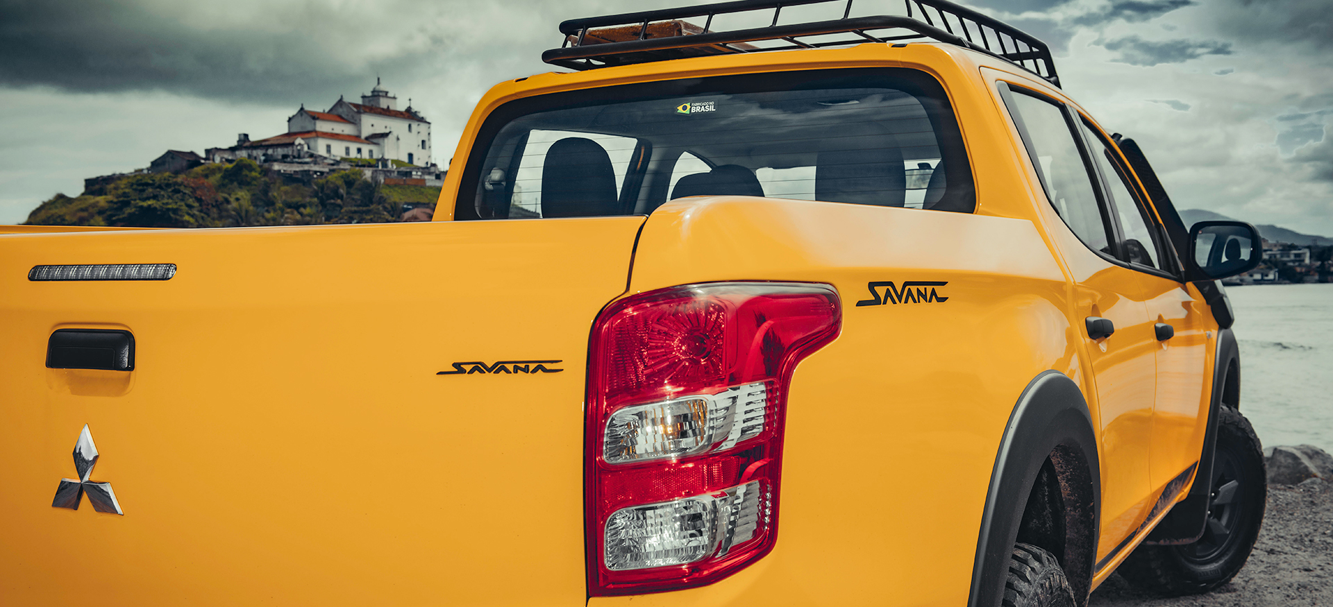 L200 Triton Savana
