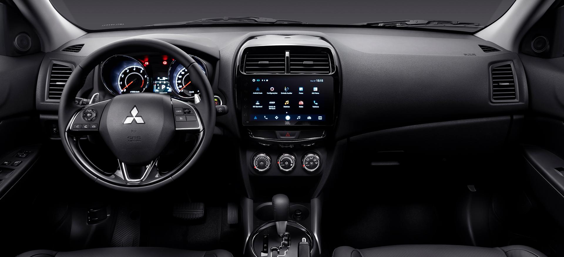 Novo Mitsubishi Outlander Sport para Comprar na Concessionária e Revenda Autorizada Marcovel Mitsubishi em Redenção, Pará, PA