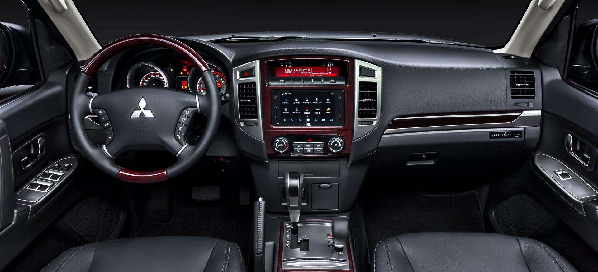 Novo Mitsubishi Pajero Full para Comprar na Concessionária e Revenda Autorizada Marcovel Mitsubishi em Redenção e Parauapeba, Pará, PA