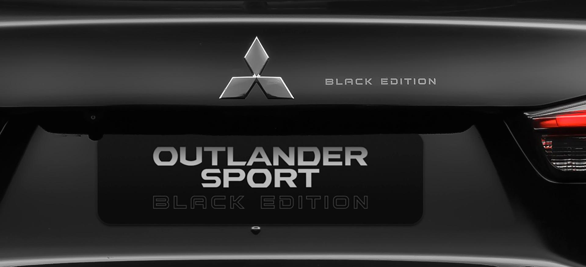 Outlander Sport Black Edition